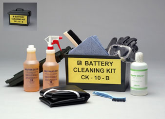 Battery Cleaning Kit CK 10 B