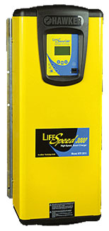 Life Speed 3000 Forklift Battery Charger.