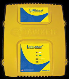 Life Tech Charger Forklift Battery Charger.