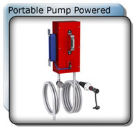Portable Pump Powered.
