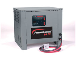Power Guard HD Forklift Battery Charger.