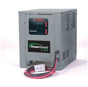 Power Guard LD Forklift Battery Charger.