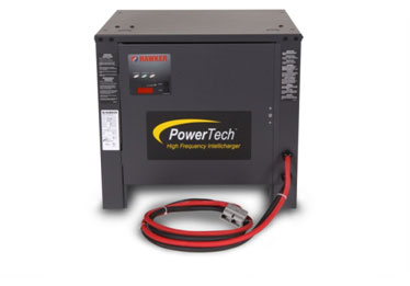 Power Tech Forklift Battery Charger.