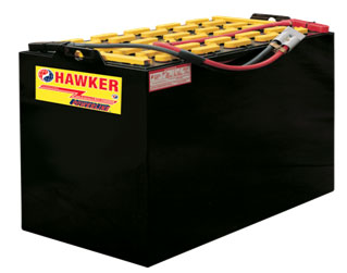 Powerline Forklift Battery