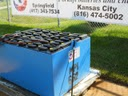 Refurbished Forklift Batteries.