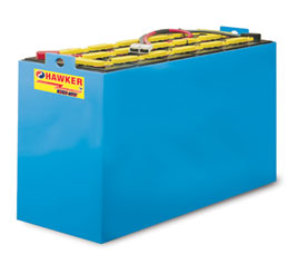 Waterless Forklift Battery